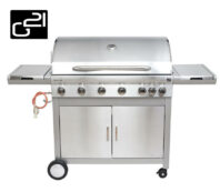 G21 /6390306/ PLYNOVY GRIL MEXICO BBQ PREMIUM LINE